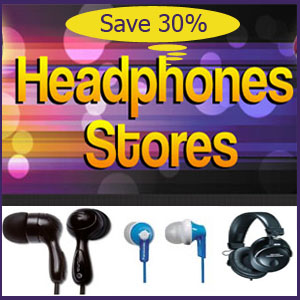 Headphone store