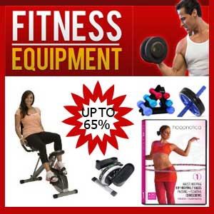 Perfect fitness equipment